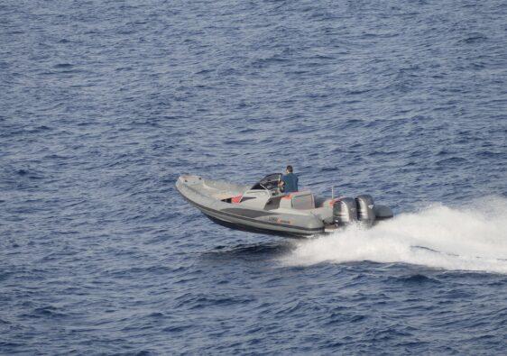 Sie sind unglaublich schnell - und gefährlich! Ein Speedboot fahren daher ein echter Traum.