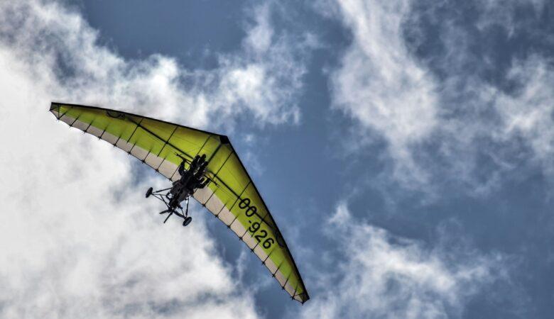 Man kommt dem Gefühl wie ein Vogel zu fliegen nur schwer näher als beim Hanggleiter fliegen.